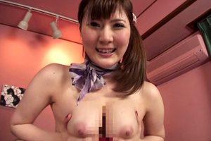 【仁科百華】超乳おっぱいもムチムチエステティシャンのエロマッサージ!